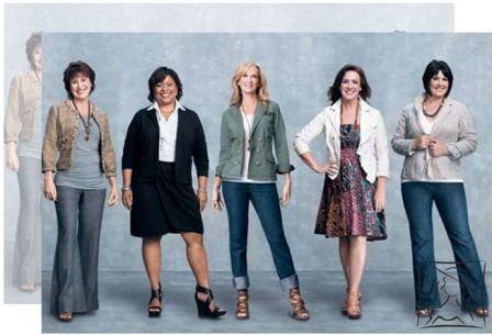 мода для женщин после 40 лет