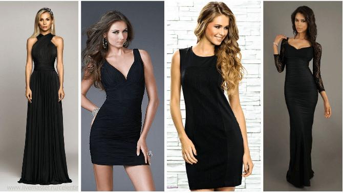 платья для женщин после 40 лет