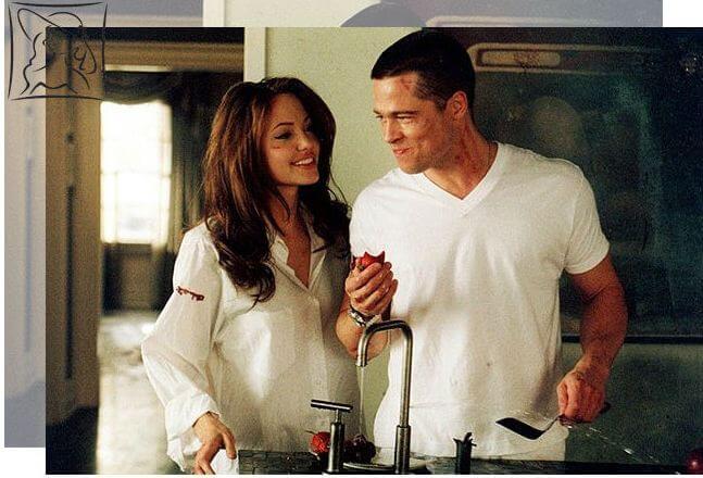 Джоли и Бред Питт