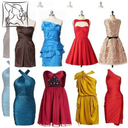 Популярные фасоны платья для женщин после 40 лет