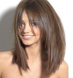 Холодный каштановый цвет волос для дам за сорок