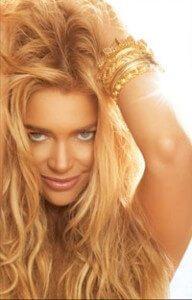 Золотистый цвет волос