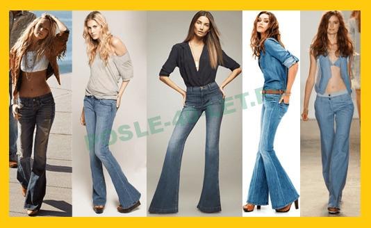 джинсы для женщин 40 лет