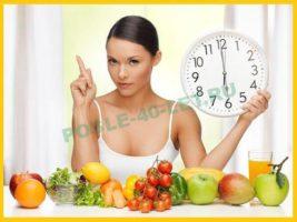 как худеть после 40 лет женщине