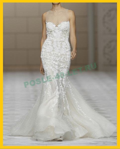 свадебное платье для женщины 40 лет