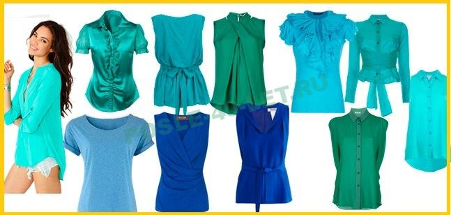 Модные блузки для женщин 40 лет