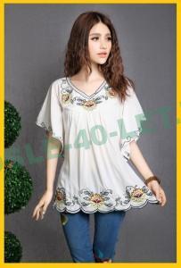 элегантные блузки для женщин за 40