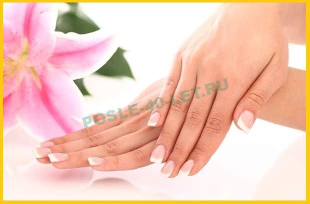 дизайн ногтей для женщины 40 лет