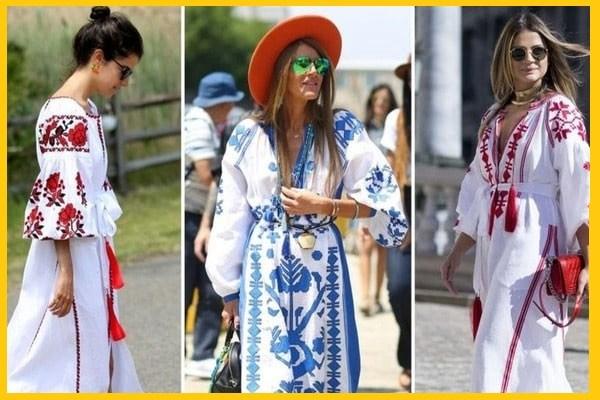Какую одежду носить летом