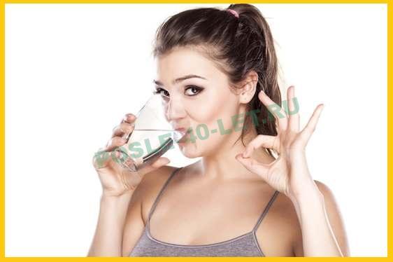 Вода – это красота, молодость и здоровье