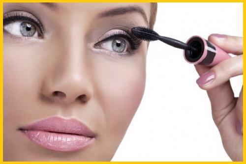 макияж карих глаз после 40