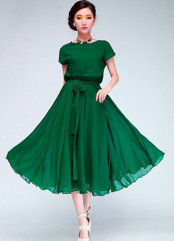 845ec953372 Как выглядеть стильно и модно  выбираем летнее платье - Сайт советов ...