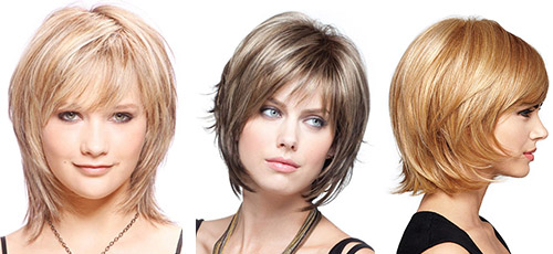 стрижки на короткие волосы фото каскад